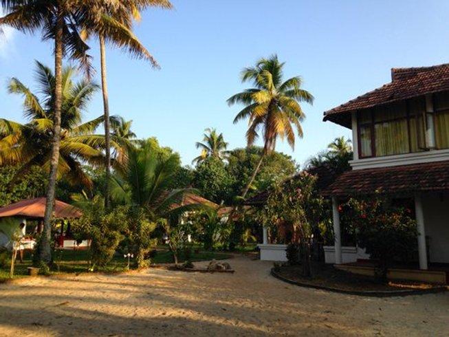 9-Daagse Ritmen van de Natuur Meditatie en Yoga Retraite Kerala, India