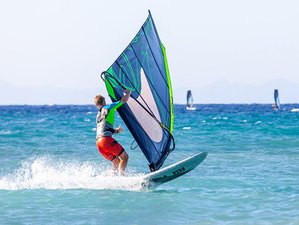 6 Days Advance Windsurf Camp in Rhodes, Greece