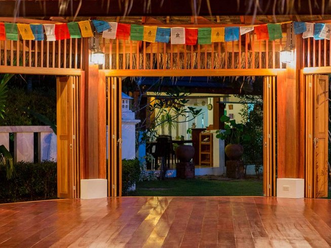 29 Days Zen Fit Burn Yoga Holiday in Koh Samui, Thailand