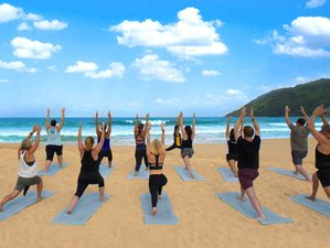 4 Days Fitness, Active Cleanse, Detox, and Yoga Retreat in Phuket, Thailand