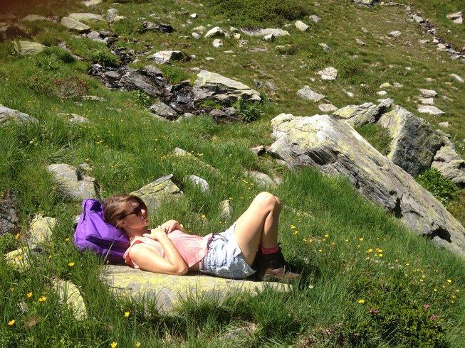 8 Tage Aktivitäten und Yoga Urlaub in den Französischen Alpen, Frankreich
