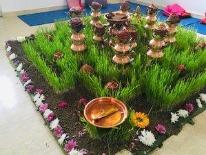 12 days Shakti Tantra Shiva Yoga and Meditation Retreat with Guruji Maharaj in Palairos, Greece