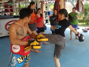 1 Month Martial Arts Training in Thailand