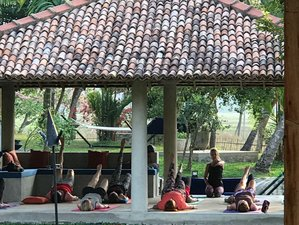 15 Days Enjoyable Yoga Retreat in Habaraduwa, Sri Lanka