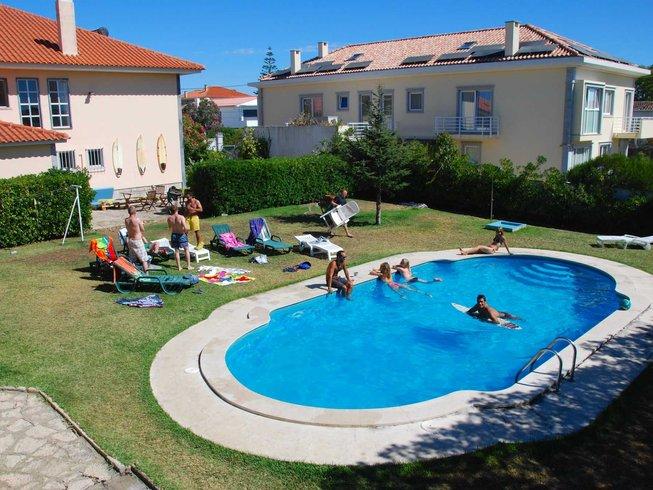 8 Days Surf Camp in Carcavelos e Parede, Cascais, Portugal