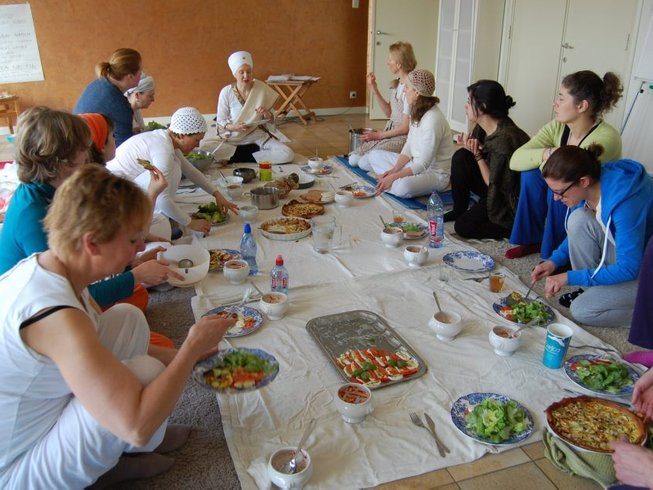 3 Days Kundalini Yoga and Meditation Retreats in Belgium