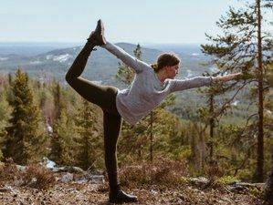 7 Day Ashtanga Mysore Yoga Retreat in Dalarna