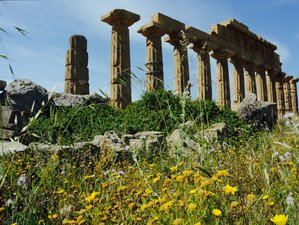 7 Day Art and Mindfulness Retreat with Excursions in Sicily, Italy