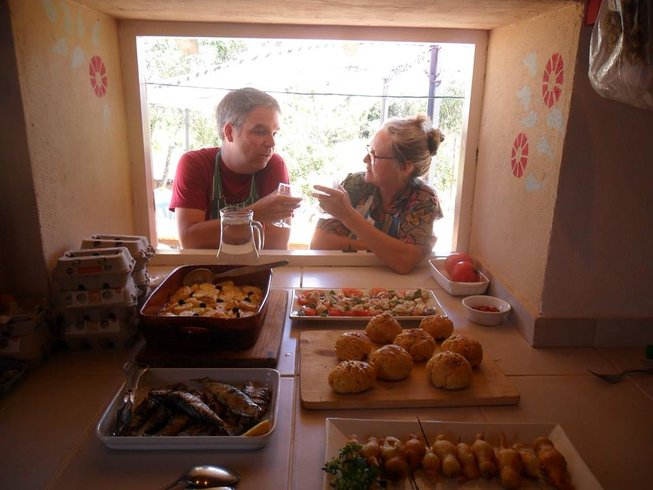 4 Days Artisan Bread Making Baking Workshop in Portugal