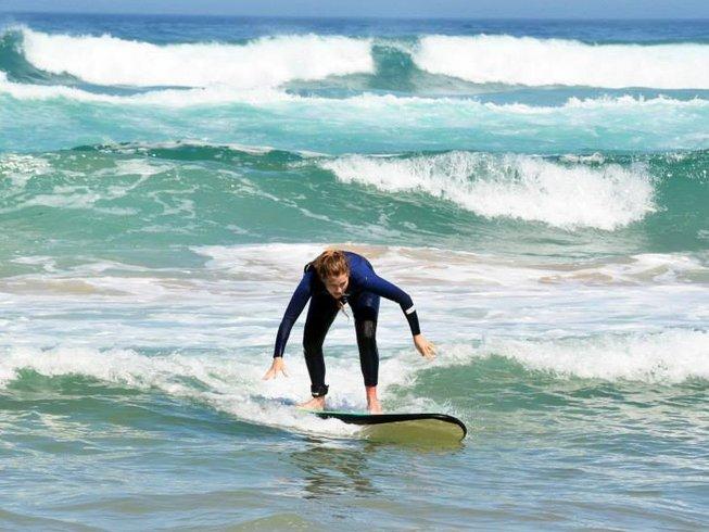 7 Days Intermediate Surf Camp in Ericeira, Mafra, Portugal