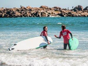 7 Day Onda Pura Surf Camp in Matosinhos, Porto