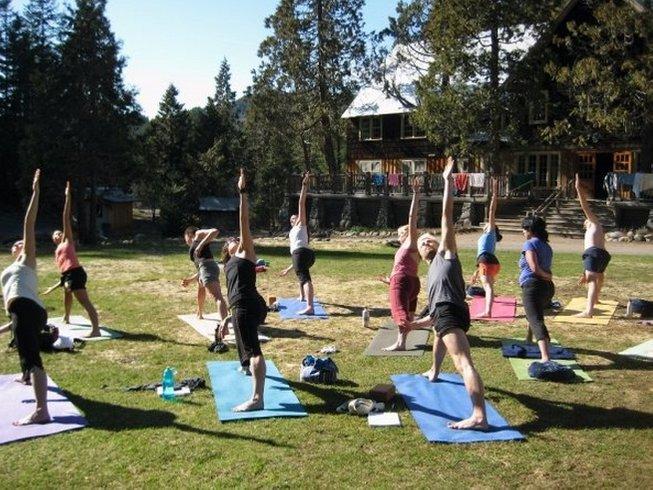 8 Days Advanced Yoga Training in Oregon, USA