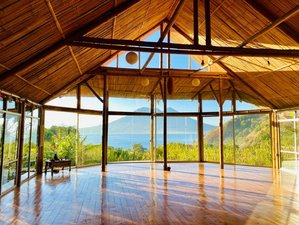 7 Day New Year's Rejuvenation - Yoga, Meditation & Maya Culture, Retreat at Lake Atitlan,Guatemala