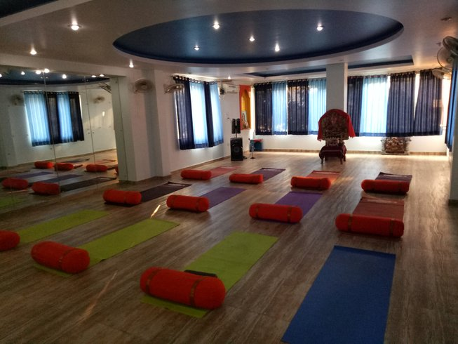 18 Days 200-Hour Holistic and Yoga Therapy-Based Yoga Teacher Training in Rishikesh, India