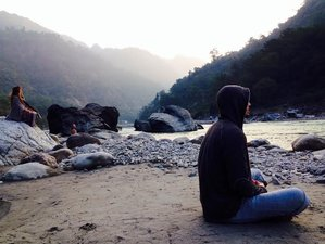 40 Days 300hr Advanced Yoga Teacher Course in Rishikesh