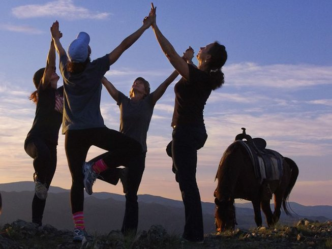 7 Days Yoga and Celebrating Womanhood in Montana, USA