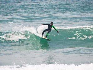 42 Days French Lesson and Surf Camp France
