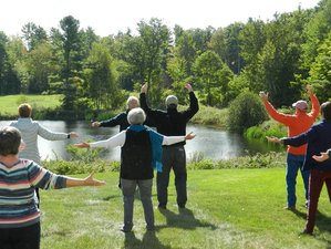 5 Days Mindfulness Meditation Retreat in Maine, USA with Terry Fralich