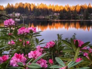 8 Day Spiritual Meditation Retreat at Cottage Lake Bed and Breakfast in Woodinville, Washington