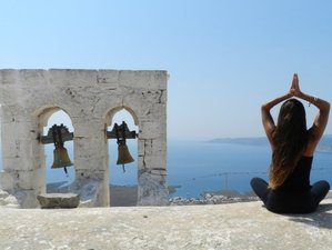 7 Days Personal Transformation Yoga Retreat in Greece