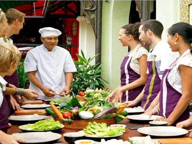 9 Days Cooking Tour in Vietnam