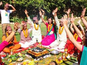 26 Days 200-Hour Transformational Yoga Teacher Training in Kathmandu, Nepal