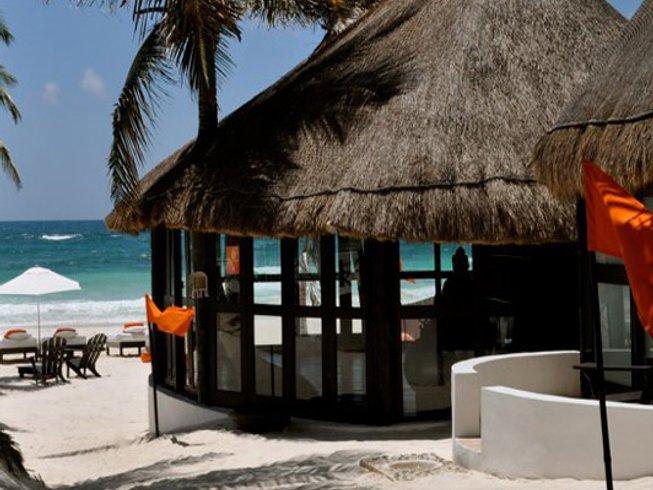 8 Days Yoga Retreat in Tulum, Mexico
