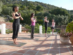 4 Days Yoga Retreat in Andalusia, Spain