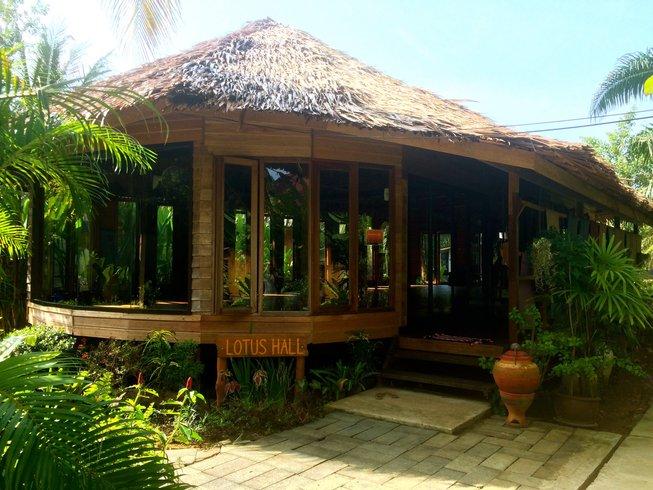 29-Daagse 200-urige Holistische Yoga & Muziektherapie Docentenopleiding Koh Yao Noi, Thailand