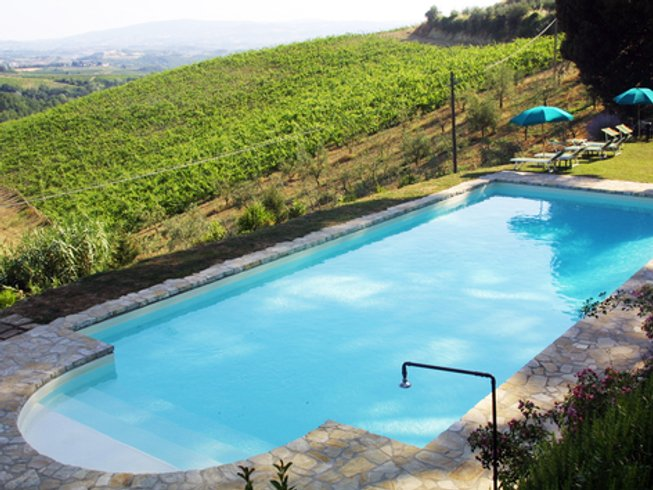8 Days Tuscan Villa Cooking Holidays in Tuscany, Italy