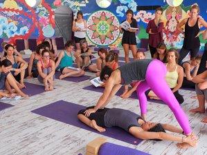 22 Day 200-Hour Spring Yoga Teacher Training with Vidya Heisel and Lisa Dunn in Cádiz