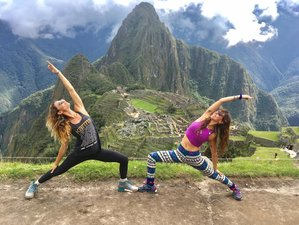 7th Annual Machu Picchu Yoga Retreat with Victoria and Synergy Yoga