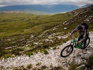 7 Days Torrid Affair Mountain Biking Holiday in Scotland, UK