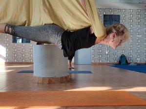 6 Day 50-Hour Aerial Yoga Teacher Training Course in Rishikesh