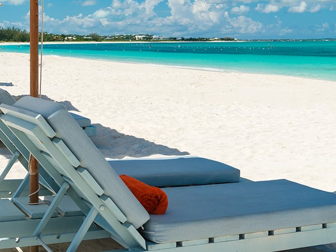 4 Days Endless Summer Yoga Retreat in Grace Bay, Turks and Caicos Islands