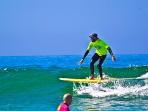 8 Day Beginner and Intermediate Surf Camp In Taghazout, Morocco