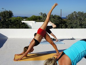 7 Days Rejuvenating Yoga Retreat in Greece