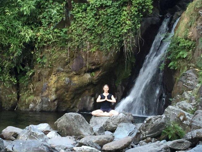 7-Daagse Lake Yoga Retraite in Zwitserland