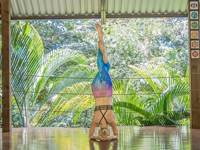 8 Days Pradipika Yoga Vacation in Costa Rica