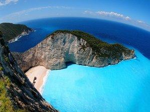 7 Tage Aphrodite SUP und Yoga Urlaub in Zakynthos, Griechenland