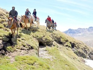 5 Day Authentic Horse Riding Holiday in The Andes