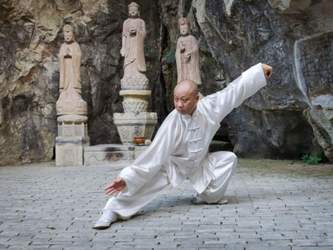 1 Month Learn Tai Chi in Yangshuo, China
