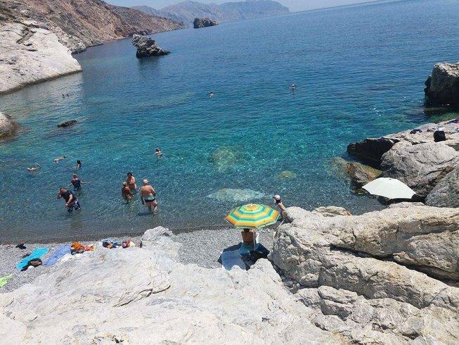 7 jours en stage de yoga Bowspring à Amorgos, Grèce