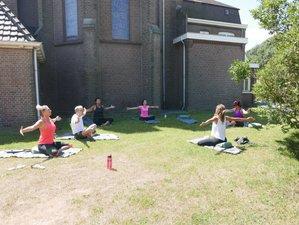 3 Days Yoga & SUP Retreat in Wijk aan Zee, the Netherlands