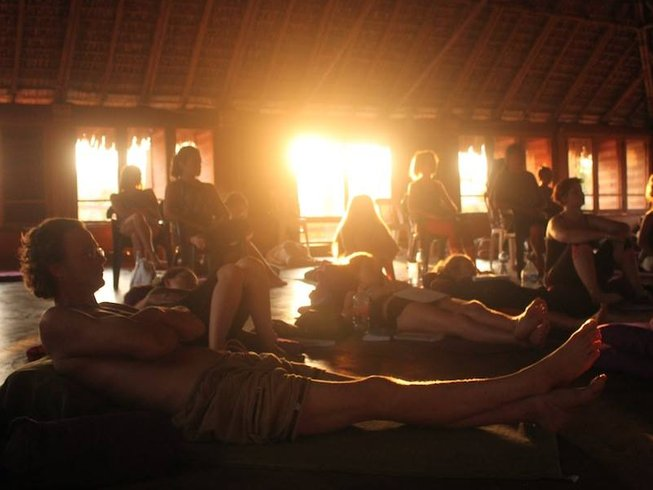 25 Days Intensive Meditation Yoga Retreat in Mazunte, Mexico