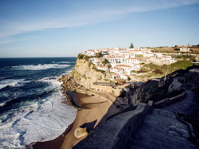 8 Days Surf, Climb, and Yoga Retreat in Sintra, Portugal