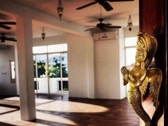 8 Days Winter Yoga Retreat in Mexico