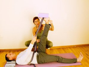 24 Days 400-Hour Intensive Yoga Therapy Training in Peloponnese, Greece