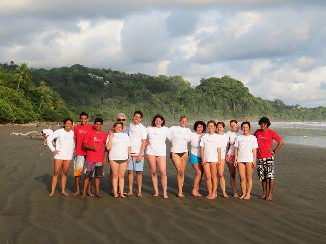 8-Daagse Bodhi Flex Surf en Yoga Retraite Puntarenas Province, Costa Rica