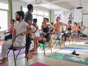 27 Day 300 Hour Intensive Hatha & Ashtanga - Vinyasa Yoga Teacher Traning in Rishikesh